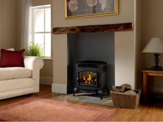 Burley Ambience Flueless Stove
