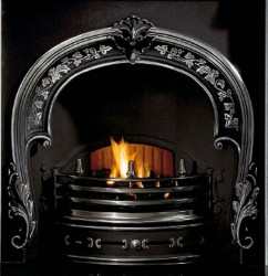 Fitzwilliam Cast Iron Insert - Highlighted