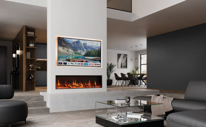 Gazco eStudio 135R LED electric fire