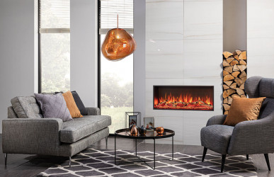 Gazco eStudio 85R LED electric fire