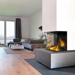 Evonic E-Series E500gf3 Wall Mounted Electric Fire