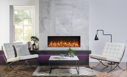 Gazco eStudio 105R LED electric fire