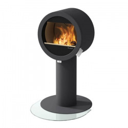 Nordpeis ME Pedestal wood burning stove