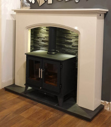 Messina electric stove suite