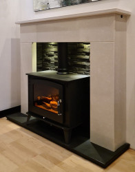Monterry electric stove suite