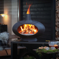Morso Forna Outdoor Living Stove