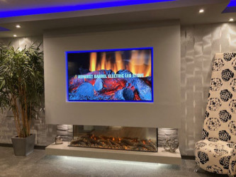 New Forest 1600 Panoramic LED Electric fire