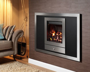 Option 1 hole in the wall gas fire
