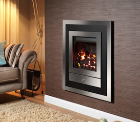 Option 4 hole in the wall gas fire