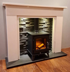 Palma electric stove suite