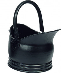 Salisbury coal bucket - Black
