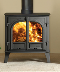 Stockton 5 Wide Woodburning Stove