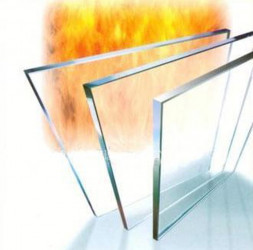 Stove Glass - Sunvision 8 multifuel stove (Curved door)