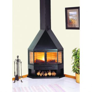 Rocal Estela (12.7kW) Multi fuel Stove
