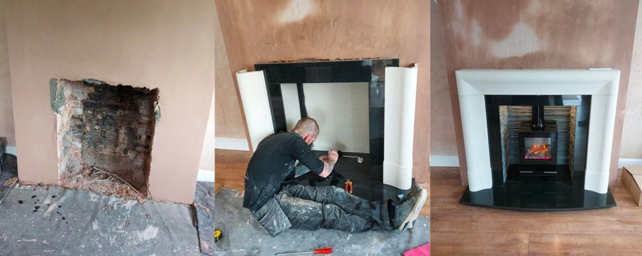 Installing a stove: the practicalities